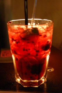 Blackberry Caipirihna